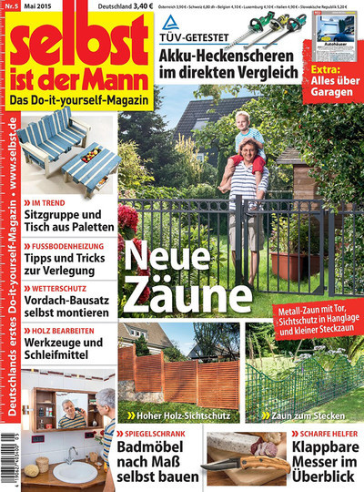 zeitschriften haus und garten. Black Bedroom Furniture Sets. Home Design Ideas